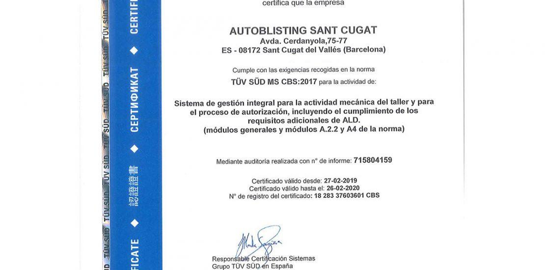 certificado-calidad-autoblisting